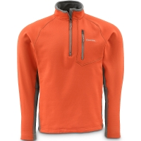 Пуловер SIMMS Guide Mid Top цвет Terracotta