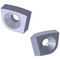 Сменные лезвия для плоскогубцев SIMMS Plier Replacement Cutters цв. Gunmetal