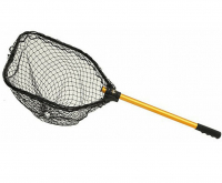 "Подсачек FRABILL 3/8"" Black Tangle-Free MicroMesh Netting Power Stow Net, складной"