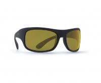 Очки INVU Activity мужские A2407D прорезиненные цв. черный цв.ст. жёлтый