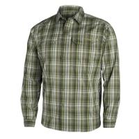 Рубашка SITKA Globetrotter Shirt LS цвет Cargo Plaid