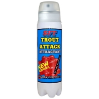 Аттрактант-спрей SFT Trout Attack с запахом икры
