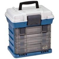 Ящик PLANO 1364-00 с 4 коробками и верхним отсеком для аксессуаров