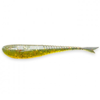 "Слаг CRAZY FISH Glider 2,2"" (10 шт.) зап. кальмар, код цв. 1"
