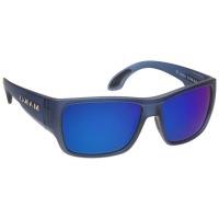 Очки солнцезащитные MAKO Covert цв. Matt Blue цв. стекла Glass HDIR Blue Mirror