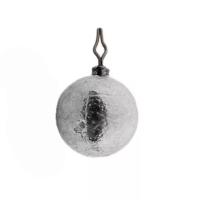Груз с вертлюгом ТУЛА Шарик для отводного, дропшота с застежкой (5 шт.) 10 гр