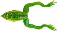 Лягушка SAVAGE GEAR 3D Jumping Frog 19 F цв. Green