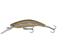 Воблер SAVAGE GEAR 3D Minnow Diver F 7,5 см цв. 01-Minnow