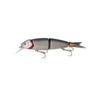 Воблер SAVAGE GEAR 4Play Herring Lowrider SS 9,5 см цв. 01-Dirty Silver