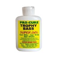 Аттрактант PRO-CURE Super Gel 60 г (Trophy Bass) Трофейный бас