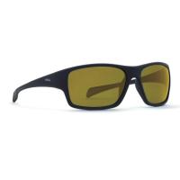 Очки INVU Activity мужские A2710C прорезиненные цв. черный цв.ст. жёлтый