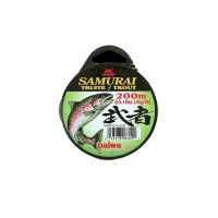 Леска DAIWA Samurai Trout 0,16 mm (200 m)