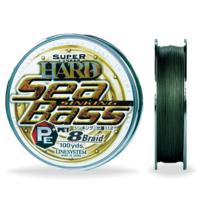 Плетенка LINE SYSTEM Sea Bass Hard PE 8 Braide # 1,2