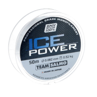 Леска зимняя SALMO Ice Power 50 м 0,121 мм