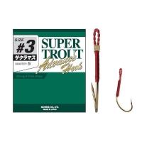 Крючок подвесной VARIVAS Super Trout Advance Hook № 3 (5 шт.)