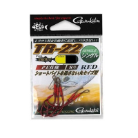 Крючок одинарный GAMAKATSU TR22 Drift Single Hook № 1 (5 шт.)