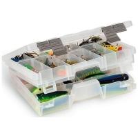Коробка PLANO 4600-00 (3600) для приманок двухуровневая,11-30 отсеков