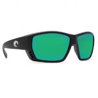 Очки COSTA DEL MAR Tuna Alley 580 P р. L цв. Black цв. ст. Green Mirror