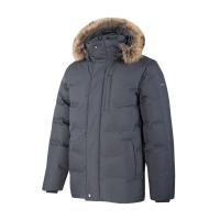 Куртка пуховая SIVERA Ирик 2.1 цвет чёрное море