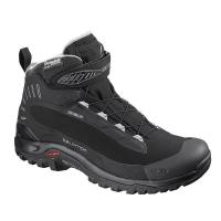 Ботинки SALOMON Deemax 3 TS WP цвет Black / Black / Alloy