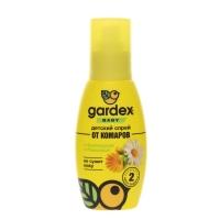 Спрей GARDEX Baby Детский от комаров для детей от 2х лет 100 мл