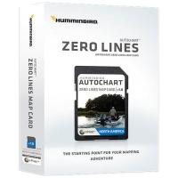 SD-карта HUMMINBIRD Autochart ZeroLine Asia