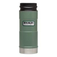 Термокружка STANLEY Classic One hand 2.0 0,47 л (тепло 7ч / холод 10ч) цв. оливковый