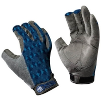Перчатки рыболовные BUFF Fighting Work ll Gloves цвет Billfish