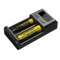 Зарядное устройство NITECORE NEW I2 18650/16340 Intellicharge V2 (2016)