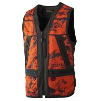 Жилет HARKILA Lynx Safety Waistcoat цвет AXIS MSP Orange Blaze / Shadow brown