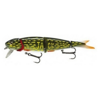 Воблер SAVAGE GEAR 4Play Herring Liplure SS 19 цв. 14-Jack Pike 3D