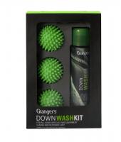 Средство для стирки пуха GRANGERS Down Wash & Repel Kit 300 мл