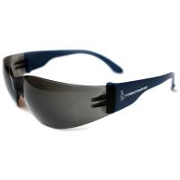 Очки защитные COMBATSHOP Basic+ с дымчатой линзой