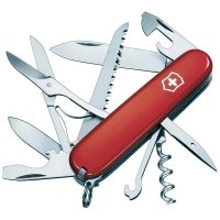 Нож VICTORINOX Huntsman р. 91 мм, 15 функций, цв. красный