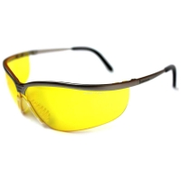 Очки защитные COMBATSHOP Sport Vision с желтой линзой