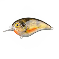 Воблер SPRO Ikiru Flat Crank 55 цв. Yellow Perch