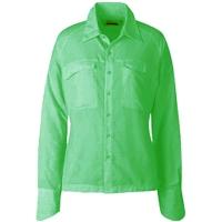 Рубашка женская CLOUDVEIL Clc Cl LS St цвет Meadow