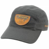 Шапка SIMMS Wool Camper Cap цв. Coal
