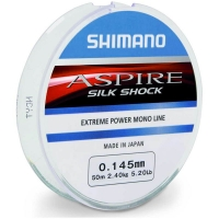 Леска SHIMANO Aspire Silk Shock 50 м д. 0,11 мм