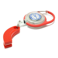 Ретривер GOLDEN MEAN Pin On Reel X Line Cutter цв. красный