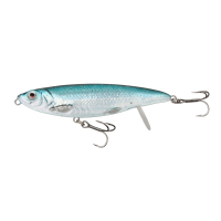 Воблер SAVAGE GEAR 3D Backlip Herring S 10 см цв. 01-Blue Silver