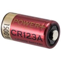 Батарея WEAVER Батарея литиевая Power-Plus CR123A4