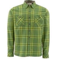 Рубашка SIMMS Black's Ford Flannel Shirt цвет Grove Plaid