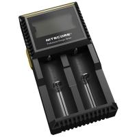 Зарядное устройство NITECORE Digicharger D2. Универсальная на 2 АКБ
