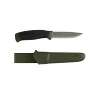 Нож MORAKNIV Companion MG (S) цв. темно-зеленый / черный