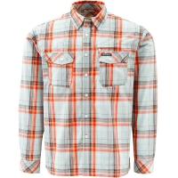 Рубашка SIMMS Kenai Shirt цвет Grey Plaid