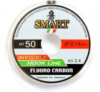 Флюорокарбон MAVER FLUOROCARBON SMART 0,08 мм 50 м