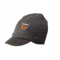 Шапка SAVAGE GEAR Logo Knit Beanie цв. Серый