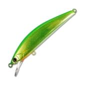 Воблер JACKALL TIMON Tricoroll GT 72SR-F цв. flash chartreuse