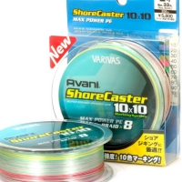 Плетенка VARIVAS Avani Shore Caster Max Power 10X10 200 м #0.6